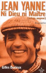 Gilles Durieux - Jean Yanne - Ni Dieu, ni Maître (même nageur).