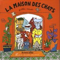 Gilles Eduar - La maison des chats.