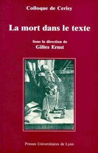 Gilles Ernst - .