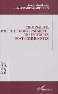 Galabria.be Criminalité, police et gouvernement : trajectoires post-communistes Image