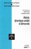 Gilles Ferréol et Angelina Peralva - Altérité, dynamiques sociales et démocratie.