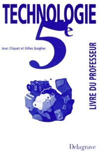 Pdf Francais Technologie 5eme Livre Du Professeur