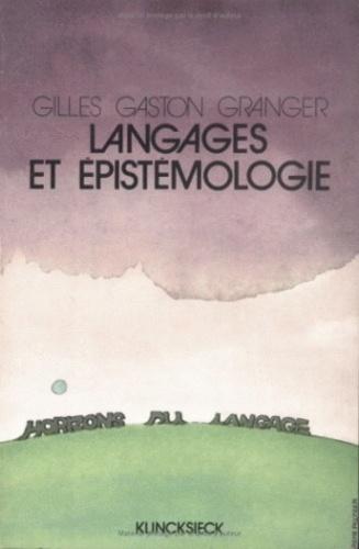 Gilles-Gaston Granger - .