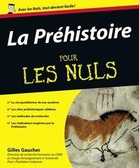 Gilles Gaucher - La préhistoire pour les nuls.