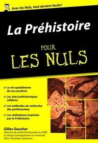 La préhistoire pour les nuls - Gilles Gaucher pdf epub