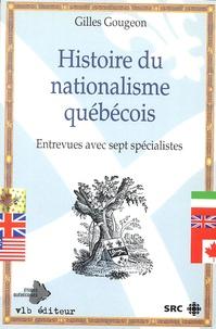 Deedr.fr Histoire du nationalisme québécois - Entrevue avec sept spécialistes Image