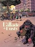 Gilles Goulesque et Aurélien Ducoudray - La ballade de Dusty - Tome 2 - Sous le chapiteau de Freaks - Sous le chapiteau Freaks.