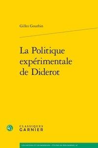 Histoiresdenlire.be La Politique expérimentale de Diderot Image