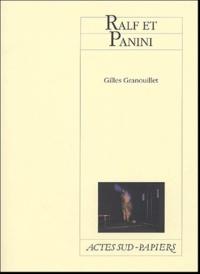 Gilles Granouillet - Ralf et Panini.