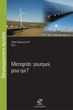 Gilles Guerassimoff - Microgrids : pourquoi, pour qui ?.
