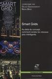 Gilles Guerassimoff et Nadia Maïzi - Smart Grids - Au-delà du concept, comment rendre les réseaux plus intelligents.