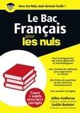 Gilles Guilleron et Gaëlle Bodelet - Le Bac français pour les nuls.