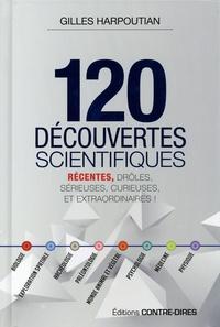 Télécharger le livre anglais avec audio 120 découvertes scientifiques récentes par Gilles Harpoutian