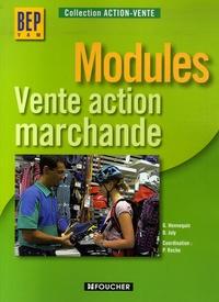 Gilles Hennequin et D Joly - Modules Vente action marchande BEP VAM.