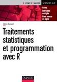Gilles Hunault - Traitements statistiques et programmation avec R.