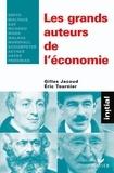Gilles Jacoud et Eric Tournier - Initial - Les grands auteurs de l'économie.