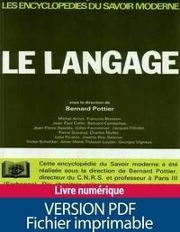 Gilles Kévorkian - Le langage.