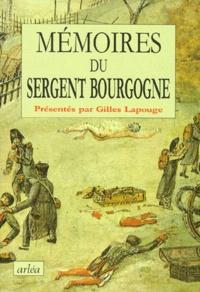 Coachingcorona.ch Mémoires du sergent Bourgogne Image