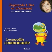 Gilles Laurendon et Pierre Caillou - Le crocodile cosmonaute. 1 CD audio
