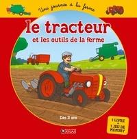 Gilles Laurendon - Le tracteur et les outils de la ferme. 1 Jeu