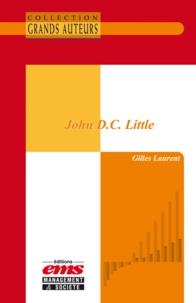 Gilles Laurent - John D.C. Little.