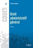 Gilles Lebreton - Droit administratif général.