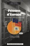 Gilles Lucazeau - Prisons d'Europe - 6e journées européennes du droit de Nancy.