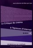 Gilles Lyon-Caen - La critique de cinéma à l'épreuve d'Internet.