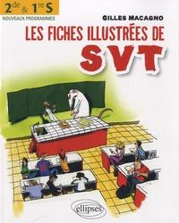 Gilles Macagno - Les fiches illustrées de SVT - 2de & 1re S.