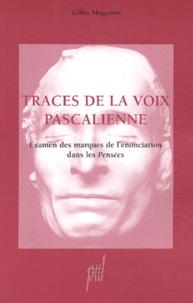 Traces de la voix pascalienne - Examen des marques de lénonciation dans les Pensées.pdf