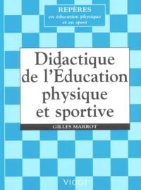 Gilles Marrot - .