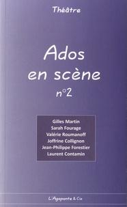 Gilles Martin et Sarah Fourage - Ados en scène n° 2.