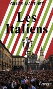 Gilles Martinet - Les Italiens.