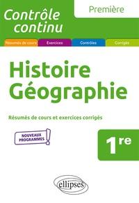 Gilles Martinez - Histoire-Géographie 1re.