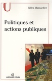 Gilles Massardier - Politiques et actions publiques.