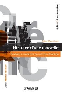Histoire dune nouvelle - Pratiques narratives en salle de rédaction.pdf
