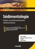 Gilles Merzeraud - Sédimentologie.