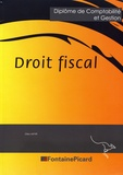 Gilles Meyer - Droit fiscal DCG.