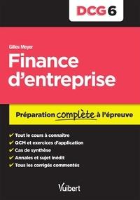 Finance dentreprise DCG 6 - Préparation complète à lépreuve.pdf