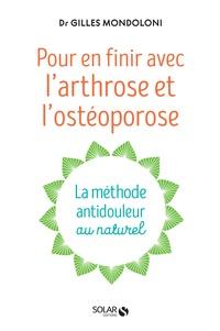 Deedr.fr Pour en finir avec l'arthrose et l'ostéoporose - La méthode antidouleur au naturel Image