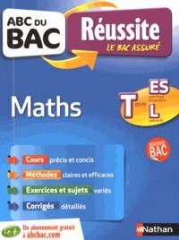Gilles Mora et Florent Lebreton - Mathématiques Tles ES spécifique et spécialité, L spécialité.