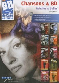 Deedr.fr Chansons & BD - Refrains & bulles Image