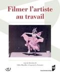 Gilles Mouëllic et Laurent Le Forestier - Filmer l'artiste au travail.