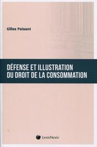 Gilles Paisant - Défense et illustration du droit de la consommation.