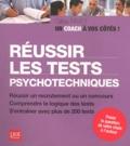Gilles Payet - Réussir les tests psychotechniques.