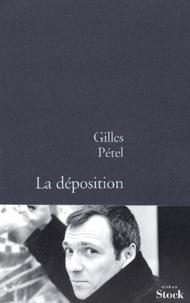 Gilles Pétel - .