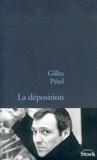 Gilles Pétel - La déposition.