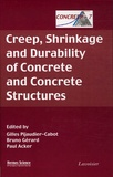 Gilles Pijaudier-Cabot et Bruno Gerard - Creep, Shrinkage and Durability of Concrete and Concrete Structures - Concreep 7, September 12, 14, 2005.