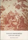 Gilles Pitoiset - Toiles imprimées XVIIIe-XIXe siècles.