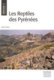 Gilles Pottier - Les reptiles des Pyrénées.